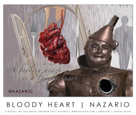 bloody heart ONLINE