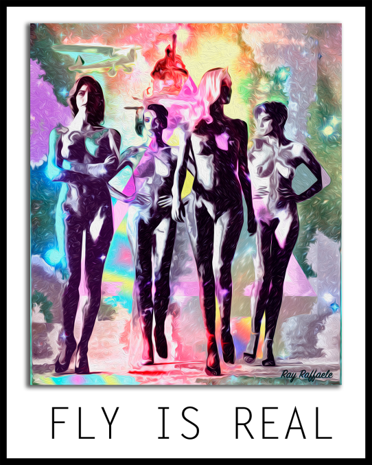 fly is real